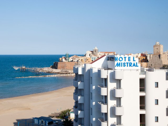 Hotel Mistral - Termoli - Molise - Italy