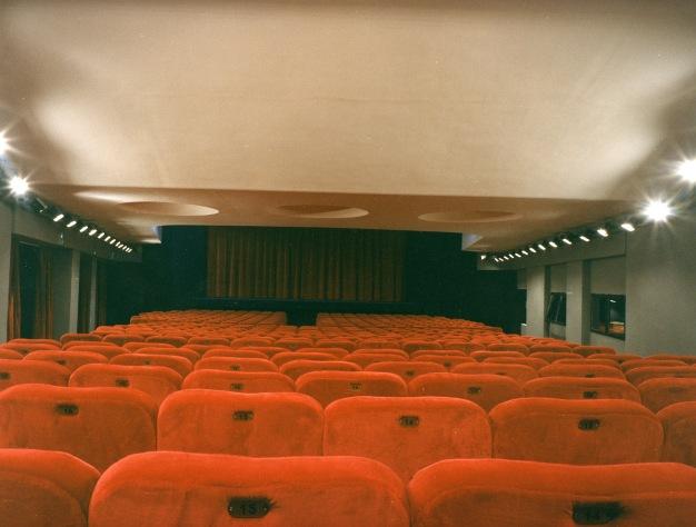 Teatro Duse Genoa - Liguria Italy