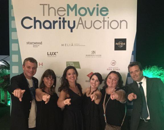 MPI Italia Chapter - Movie Charity Auction