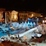 Cinecittà - Set Anticient Rome