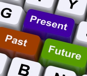 Present. past, future