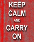 Emergenze - keep calm and carry on