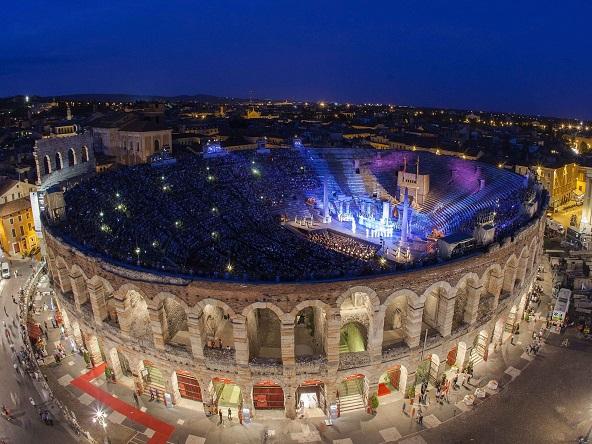 Verona Opera Festival Italy
