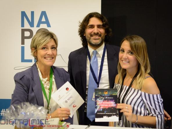 Giovanna Lucherini, Manuel Olivero, Chiara d'Andrea