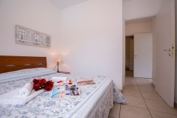 Slaapkamer 1 met 2-persoonsbed