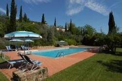 Zwembad en kinderbad