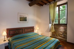 Appartement Nobile | Slaapkamer 1 met 2-persoonsbed