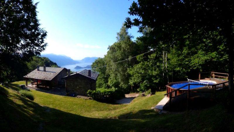 vakantiehuis rustige ligging comomeer