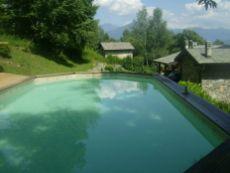 Klein prive-zwembad
