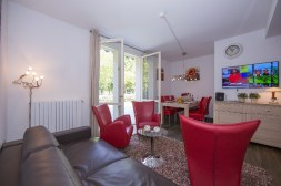 Appartement Dalia 2   Woonkamer