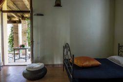 Appartement Lavanda | Slaapkamer met 2-persoonsbed