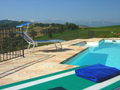 Prive-zwembad met fantastisch uitzicht