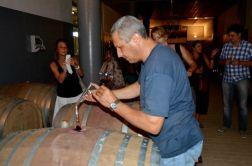 Deze agriturismo is een wijnboerderij
