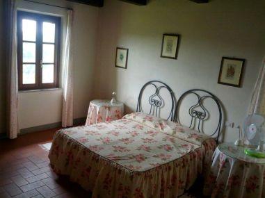 Kamer met 2-persoonsbed