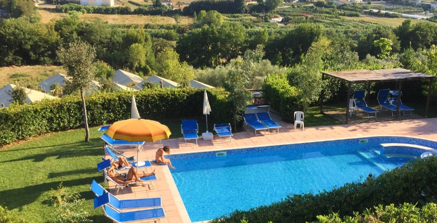 Glamping Le Marche