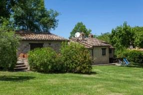 Vakantiehuis Quercia | Het huis