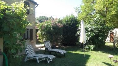 Vakantiehuis Alloro | Tuin