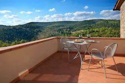 Appartement Belvedere   Prive-terras met prachtig uitzicht