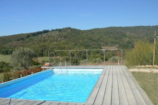 toscane vakantiehuis zwembad