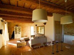 Vakantiehuis Vin Cotto | Woonkamer