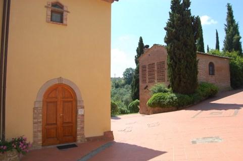 Appartement Giotto | Het appartement ligt op de begane grond