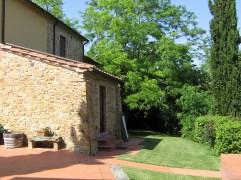 Appartement Giotto | Tuin