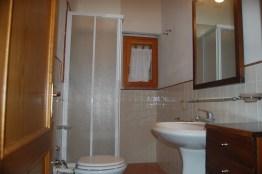 Appartement Raffaello   Badkamer met douche
