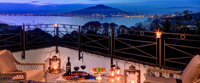 appartement amalfikust uitzicht op zee