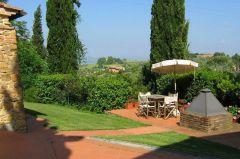 Appartement Giotto | Tuin & terras