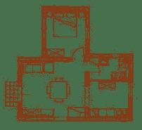 giotto appartement toscane