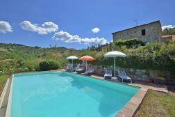 toscane vakantiehuis met zwembad