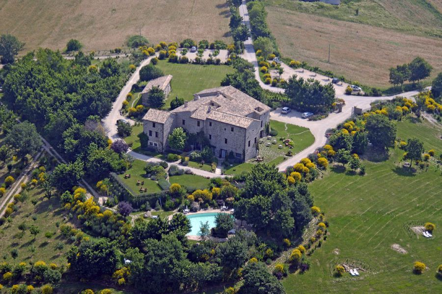 Offerte di Capodanno Country Relais a Assisi 4 stelle in Umbria