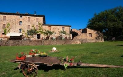 Offerte di Capodanno Villa singola a Chiusdino in Toscana