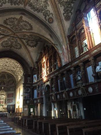 italiainpiega-pieghe-meravigliose-itinerari-moto-pianura-padana-lungo il fiume mincio-santuario le grazie 3