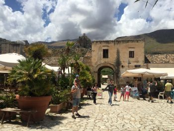 italiainpiega-pieghe meravigliose-itinerari moto sud isole italia-sicilia occidentale-scopello