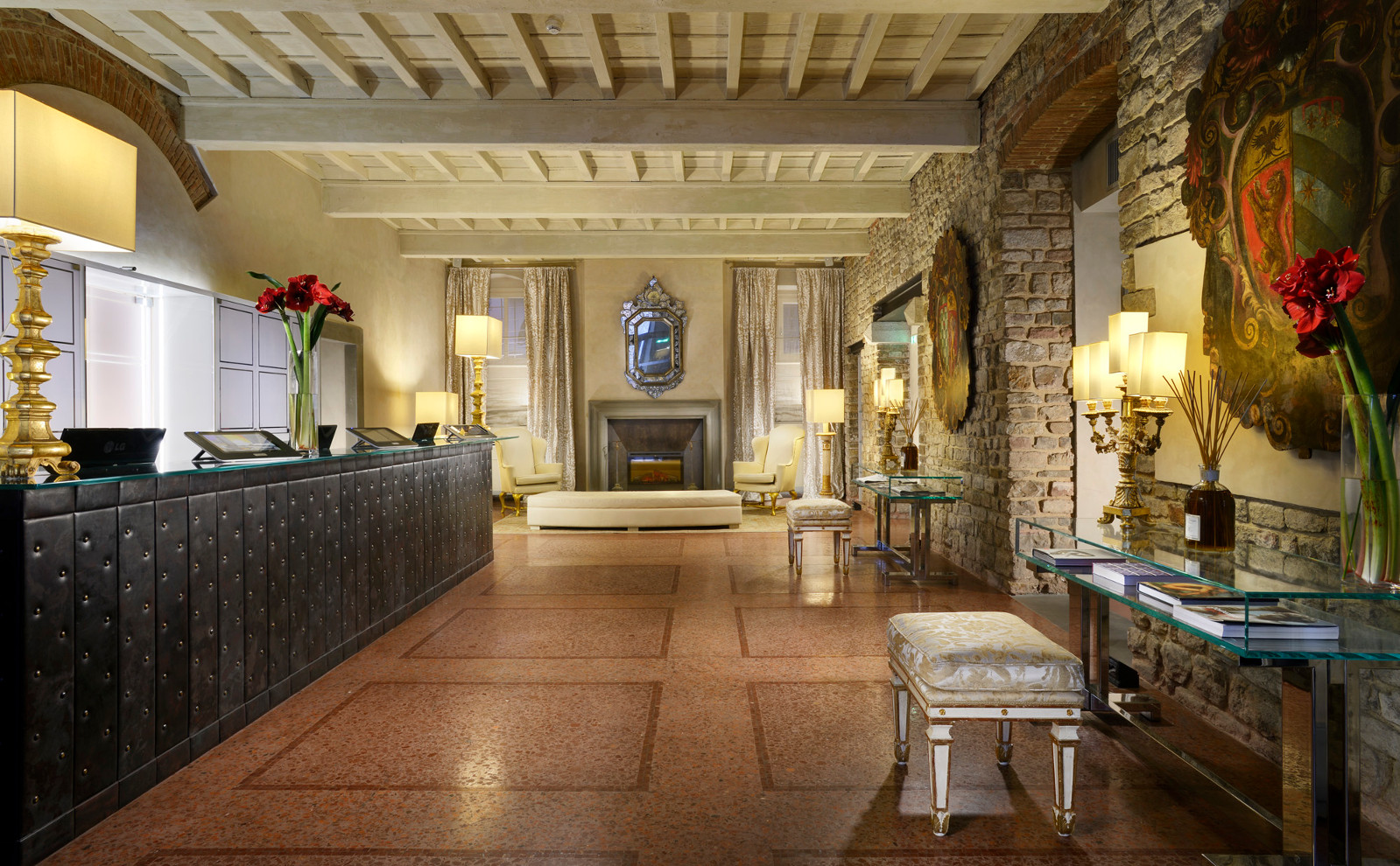 Hotel Brunelleschi in Florence Italy