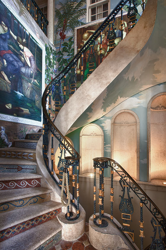 UPDATE Gianni Versaces World Famous Versace Mansion on