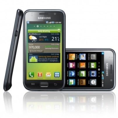 Samsung GalaxyS 001 Samsung Galaxy S sarà il primo terminale al mondo ad avere la certificazione Wi Fi Direct