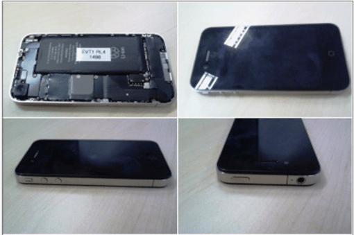 Engadget iPhoneHD 0011 Engadget: Nuove foto del presunto iPhone 4G/HD, per alcuni sono poco credibili