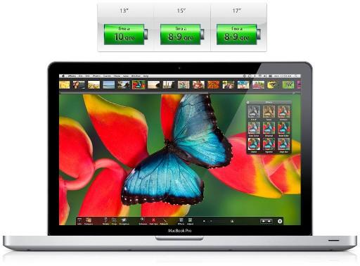 MacBook Pro batteria 001 MacBook Pro: Molti utenti lamentano la poca autonomia della batteria