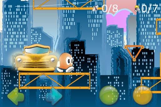 goros way01 Goros way, un simpatico platform game per iPhone