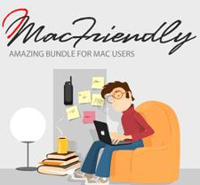macfriendly MacFriendly ha presentato il nuovo bundle software per utenti Mac