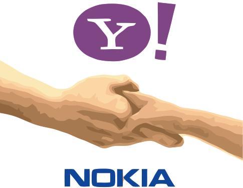 nokia e yahoo 001 Nokia e Yahoo! portano i servizi web integrati a milioni di utenti in tutto il mondo