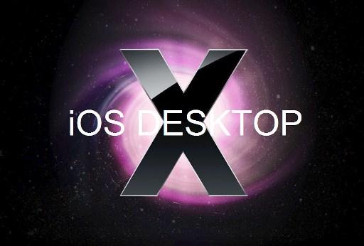iOS Desktop 0001 Apple: Mac OS X potrebbe cambiare nome in iOS Desktop e iOS Server
