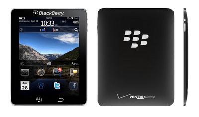 RIM tablet 001 RIM entro la fine dell'anno potrebbe presentare un tablet da 7 pollici con cpu Marvell da 1 GHz