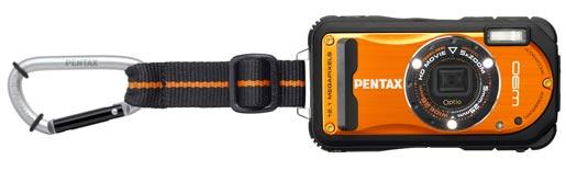 optio w90 pentax2 La PENTAX Optio W90 da oggi è anche shiny orange