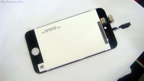 iPod Touch4 002 500x281 MacRumors: iPod touch 4, la quarta generazione potrebbe essere presentata a Settembre