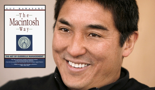 kawasaki The Macintosh Way: Guy Kawasaki lo rende gratuito per tutti