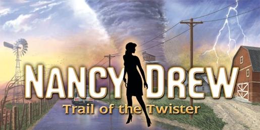 nancy1 Nancy Drew: Trail of the Twister, ottima avventura grafica punta&clicca per Mac
