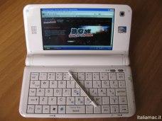 %name Recensione Sagem Spiga: MID dotato di piattaforma Intel Menlow, cpu Intel Atom Silverthorne Z510 e schermo a LED BackLight